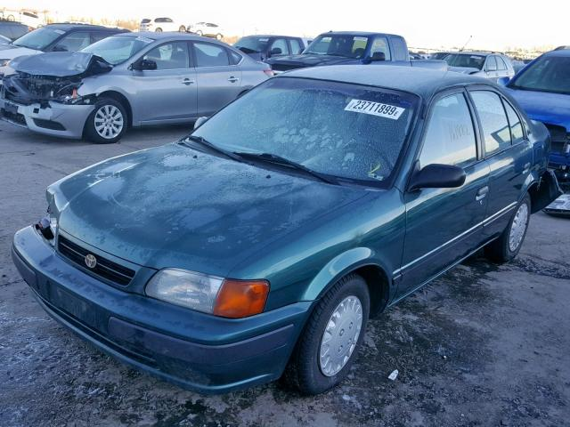 jt2bc52l3t7040341 1996 toyota tercel dx green price history history of past auctions prices and bids history of salvage and used vehicles cars bids history
