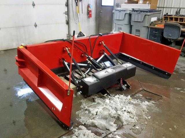 401513649 - 2018 BOSS PLOW BLADE RED photo 1