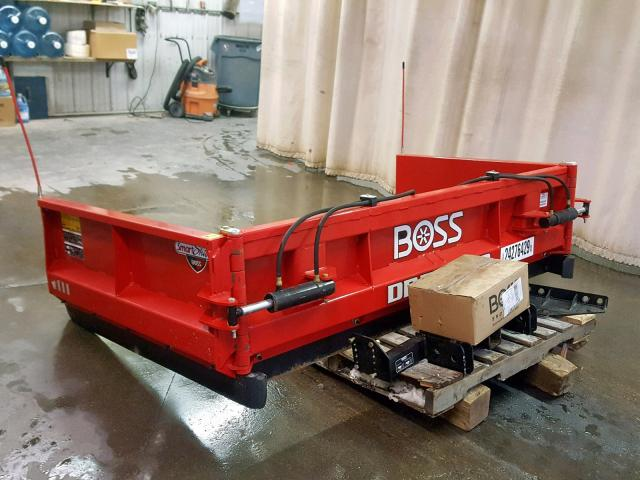 401513649 - 2018 BOSS PLOW BLADE RED photo 3