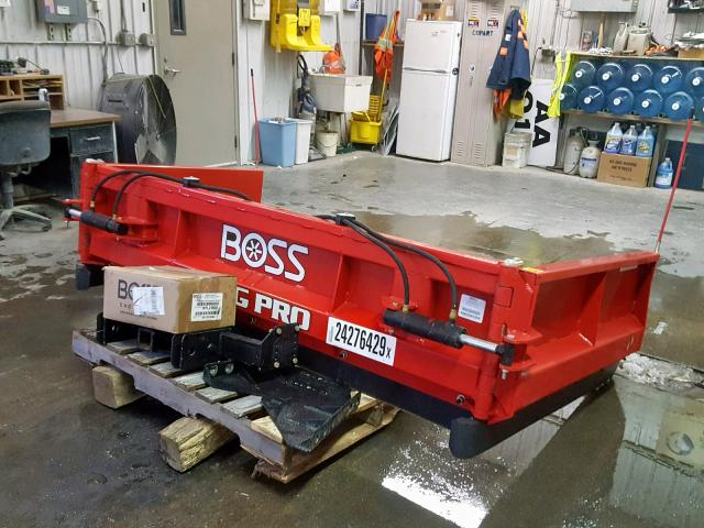 401513649 - 2018 BOSS PLOW BLADE RED photo 4