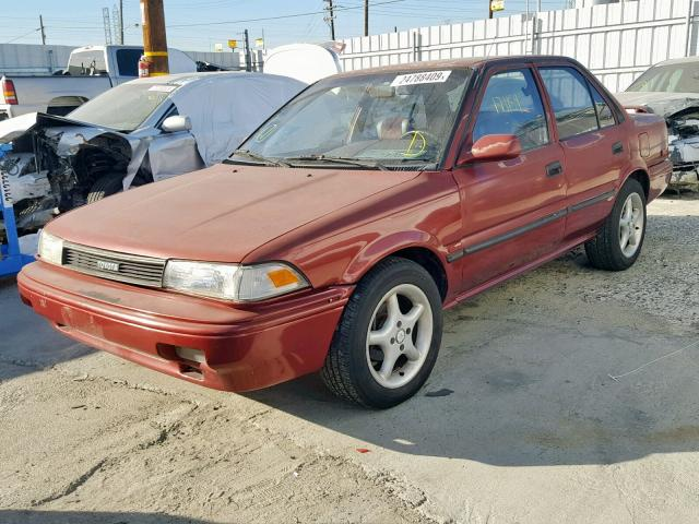 jt2ae94a6l3312798 1990 toyota corolla dl burgundy price history history of past auctions prices and bids history of salvage and used vehicles 1990 toyota corolla dl burgundy jt2ae94a6l3312798 price history history of past auctions