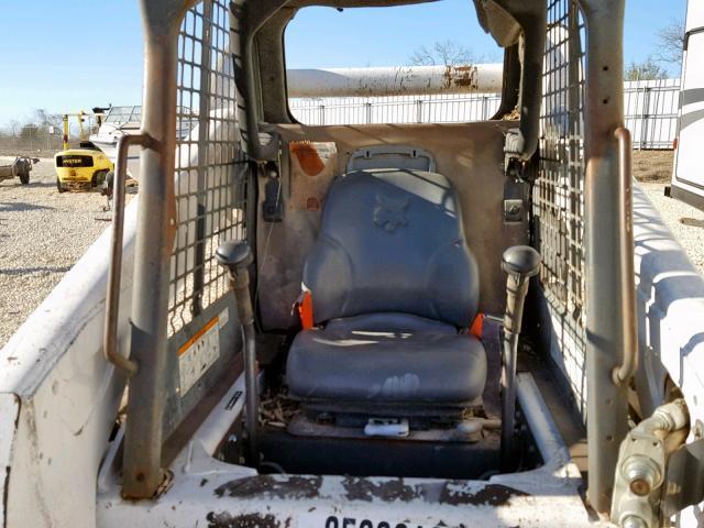532016485 - 2007 BOBCAT T300 WHITE photo 5