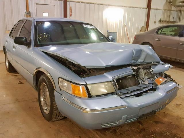 2002 MERCURY GRAND MARQ,