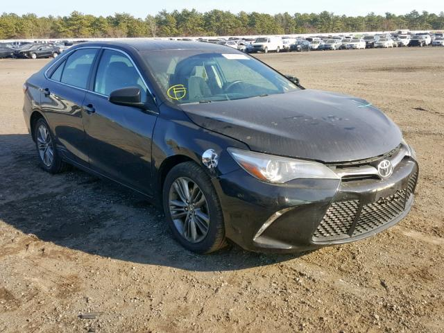 4t1bf1fkxgu243514 2016 Toyota Camry Le Black Price History History Of Past Auctions Prices And Bids History Of Salvage And Used Vehicles