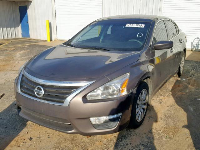 1n4al3ap5fc223480 2015 Nissan Altima 2 5 Brown Price History History Of Past Auctions Prices And Bids History Of Salvage And Used Vehicles