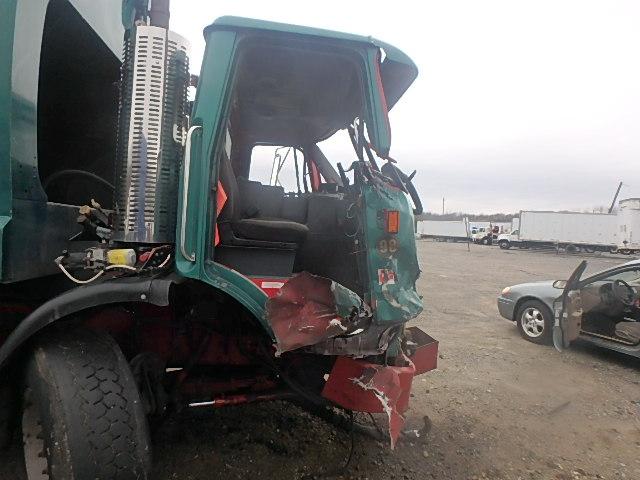 5VCDC6JF48H206551 - 2008 AUTOCAR LLC EXPEDITOR GREEN photo 10