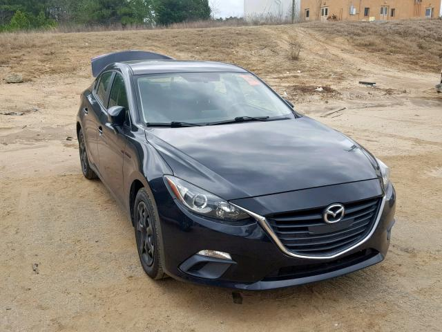 Mazda 3 Sport >> 2015 Mazda 3 Sport Black 3mzbm1u77fm171034 Price History History Of Past Auctions