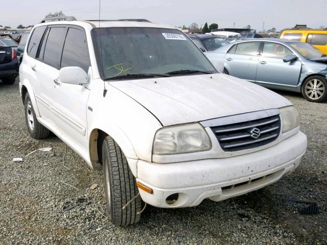 2002 SUZUKI XL7 PLUS,