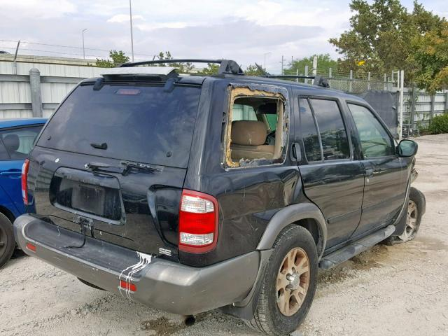 jn8ar07s9yw439891 2000 nissan pathfinder black price history history of past auctions prices and bids history of salvage and used vehicles cars bids history