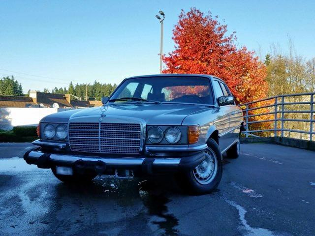 11602412156129 - 1980 MERCEDES-BENZ 280SE UNKNOWN - NOT OK FOR INV. photo 1