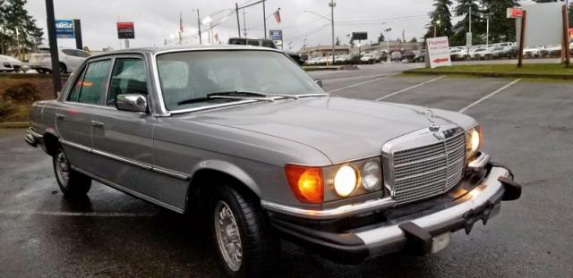 11602412156129 - 1980 MERCEDES-BENZ 280SE UNKNOWN - NOT OK FOR INV. photo 10
