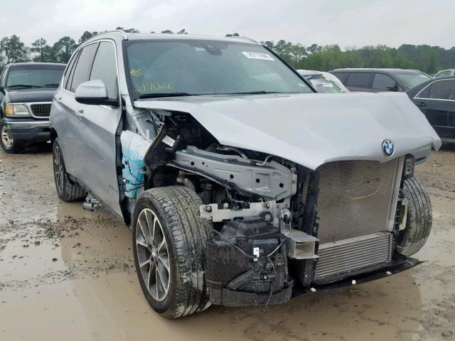2017 BMW X5 XDRIVE3,