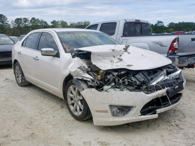 2011 FORD FUSION SEL,
