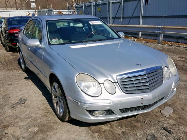 2009 MERCEDES-BENZ E 350 4MAT,