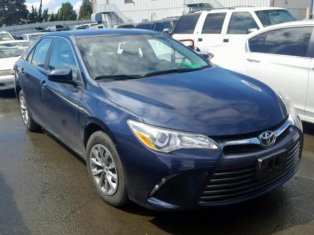 2016 TOYOTA CAMRY LE,