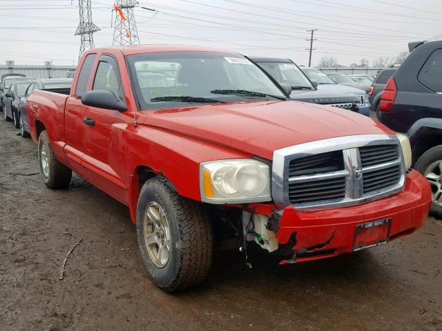 2005 DODGE DAKOTA SLT,