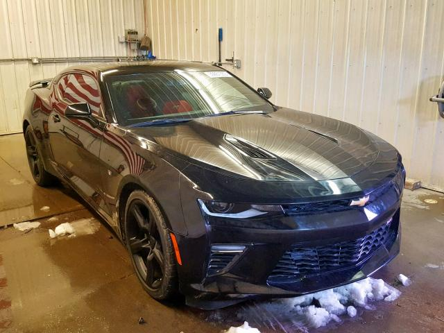 2017 Chevrolet Camaro Ss Black 1g1fh1r76h0155696 Price History History Of Past Auctions