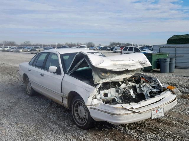 1997 FORD CROWN VICT,