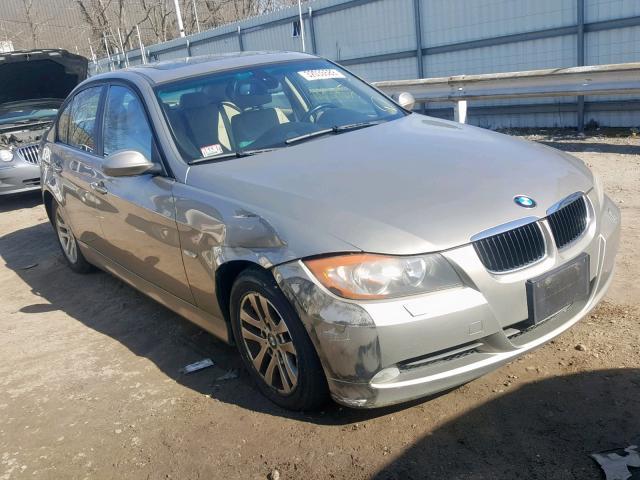 2007 BMW 328 XI,