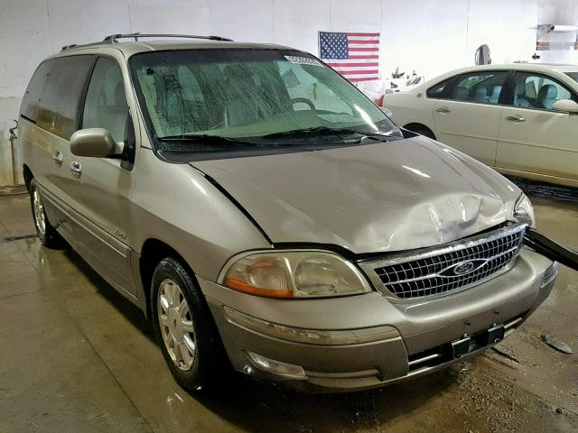 2000 FORD WINDSTAR S,