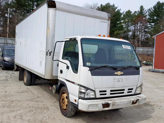 4KBC4B1U16J804703 - 2006 CHEVROLET TILT MASTE WHITE photo 1