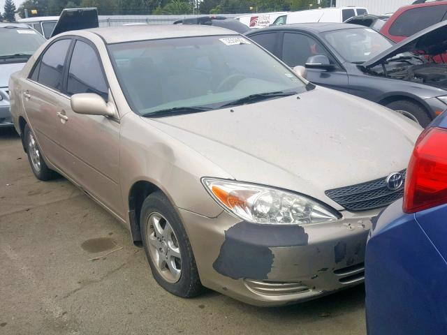 2004 TOYOTA CAMRY LE,