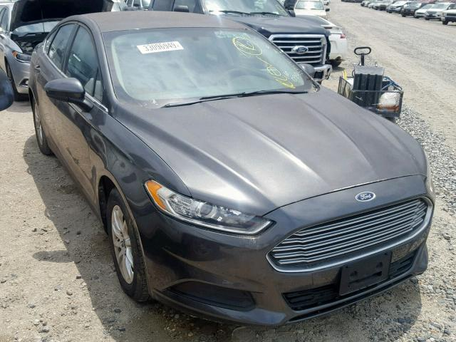 2015 FORD FUSION S,