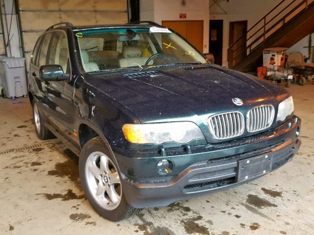 2001 BMW X5 4.4I,
