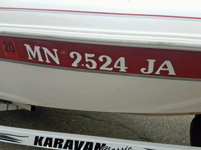 GLA23866F000 - 2000 GLAS SX170 RED photo 19