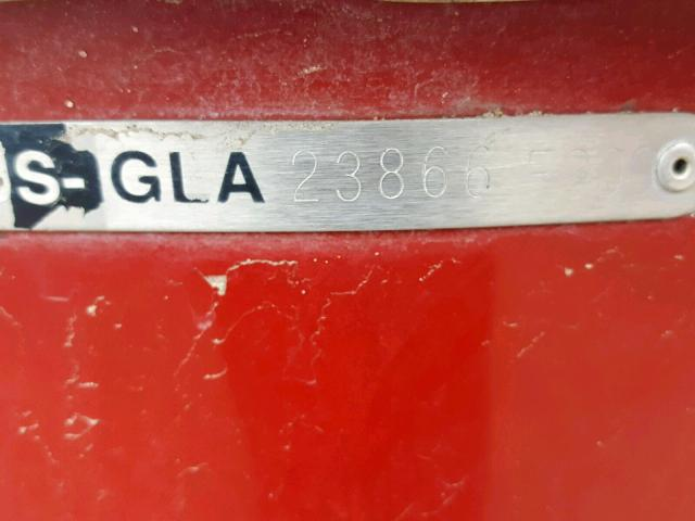 GLA23866F000 - 2000 GLAS SX170 RED photo 20