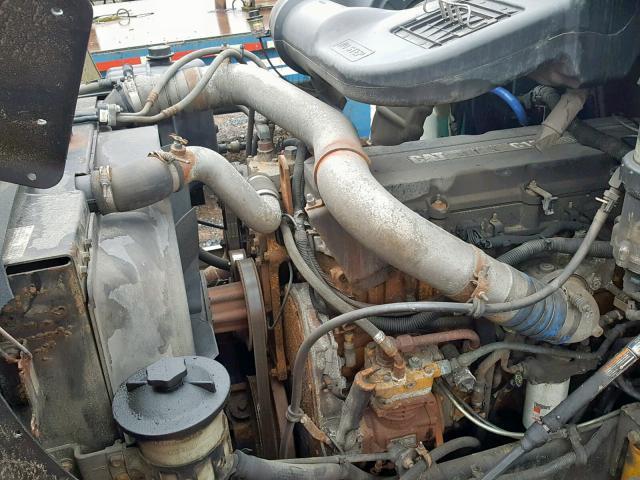 2HSCESBR65C144553 - 2005 INTERNATIONAL 9200 9200I BLUE photo 7
