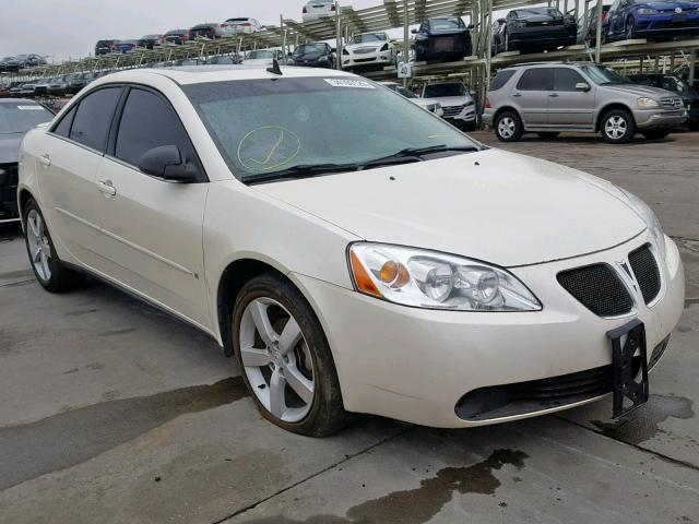 1g2zh57n384234897 2008 Pontiac G6 Gt White Price History History Of Past Auctions Prices And Bids History Of Salvage And Used Vehicles