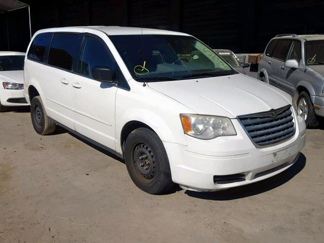 2009 CHRYSLER TOWN & COU,