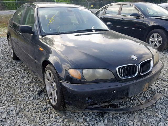 2004 BMW 325 I,
