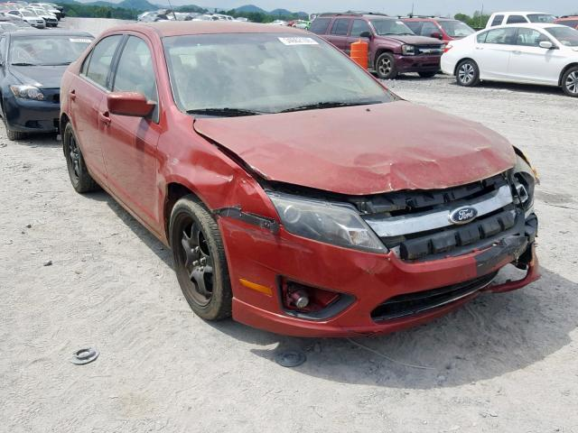 2010 FORD FUSION,