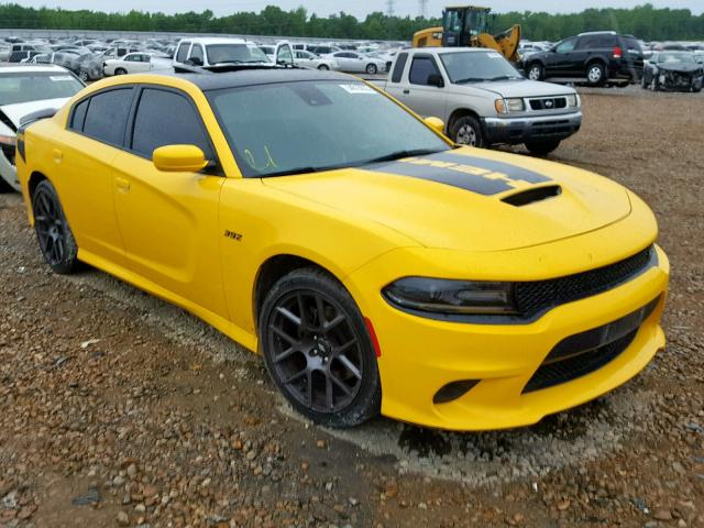 2017 DODGE CHARGER R/,
