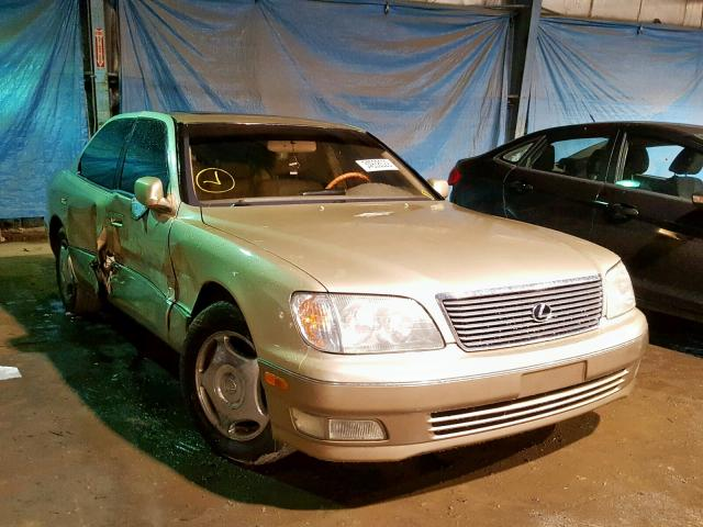 2000 LEXUS LS 400,