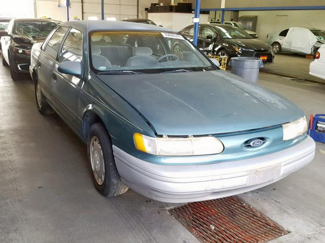 1992 Ford Taurus >> 1992 Ford Taurus Gl Teal 1facp52u3ng203491 Price History History Of Past Auctions