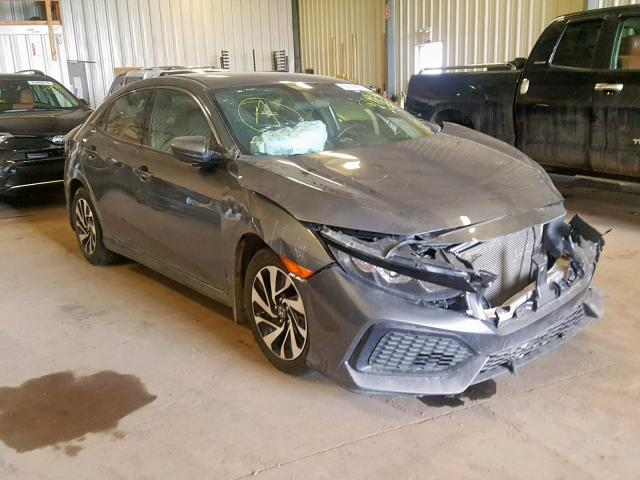 2017 HONDA CIVIC LX,