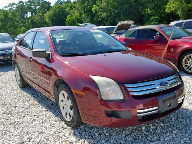 2007 FORD FUSION S,