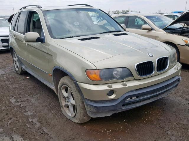 2000 BMW X5 4.4I,
