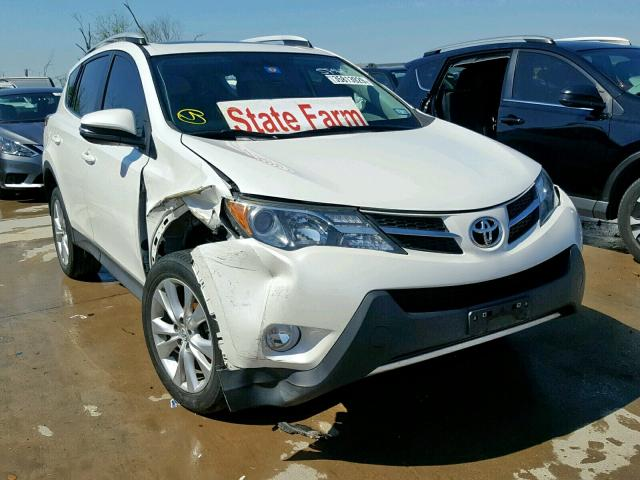 2013 TOYOTA RAV4 LIMIT,