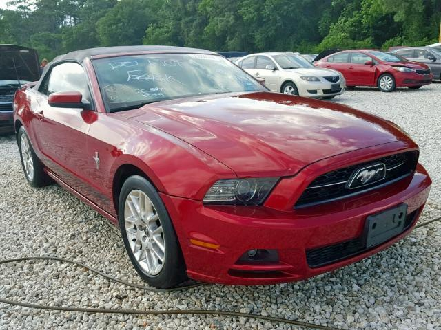 2014 FORD MUSTANG,