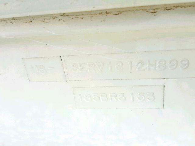 SERV1812H899 - 1999 SEAR MARINE LOT WHITE photo 10