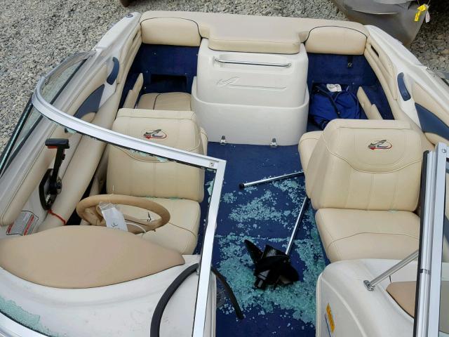 SERV1812H899 - 1999 SEAR MARINE LOT WHITE photo 6