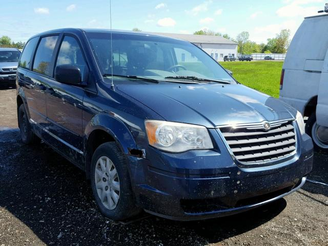 2008 CHRYSLER TOWN & COU,