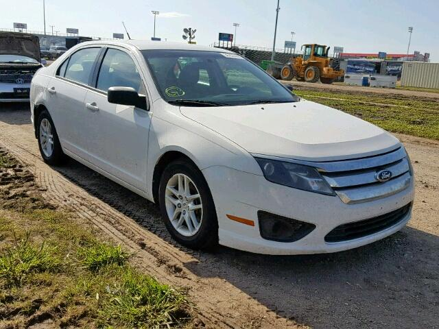 2010 FORD FUSION S,