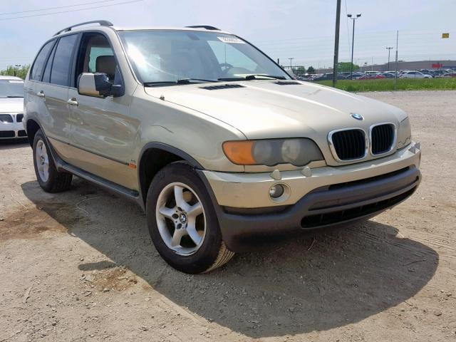2003 BMW X5 3.0I,