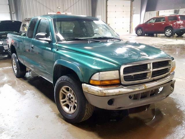 2004 DODGE DAKOTA SLT,