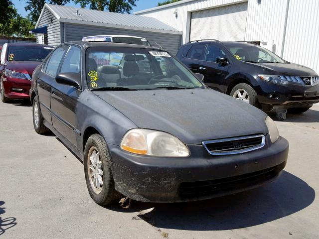 1997 HONDA CIVIC EX,